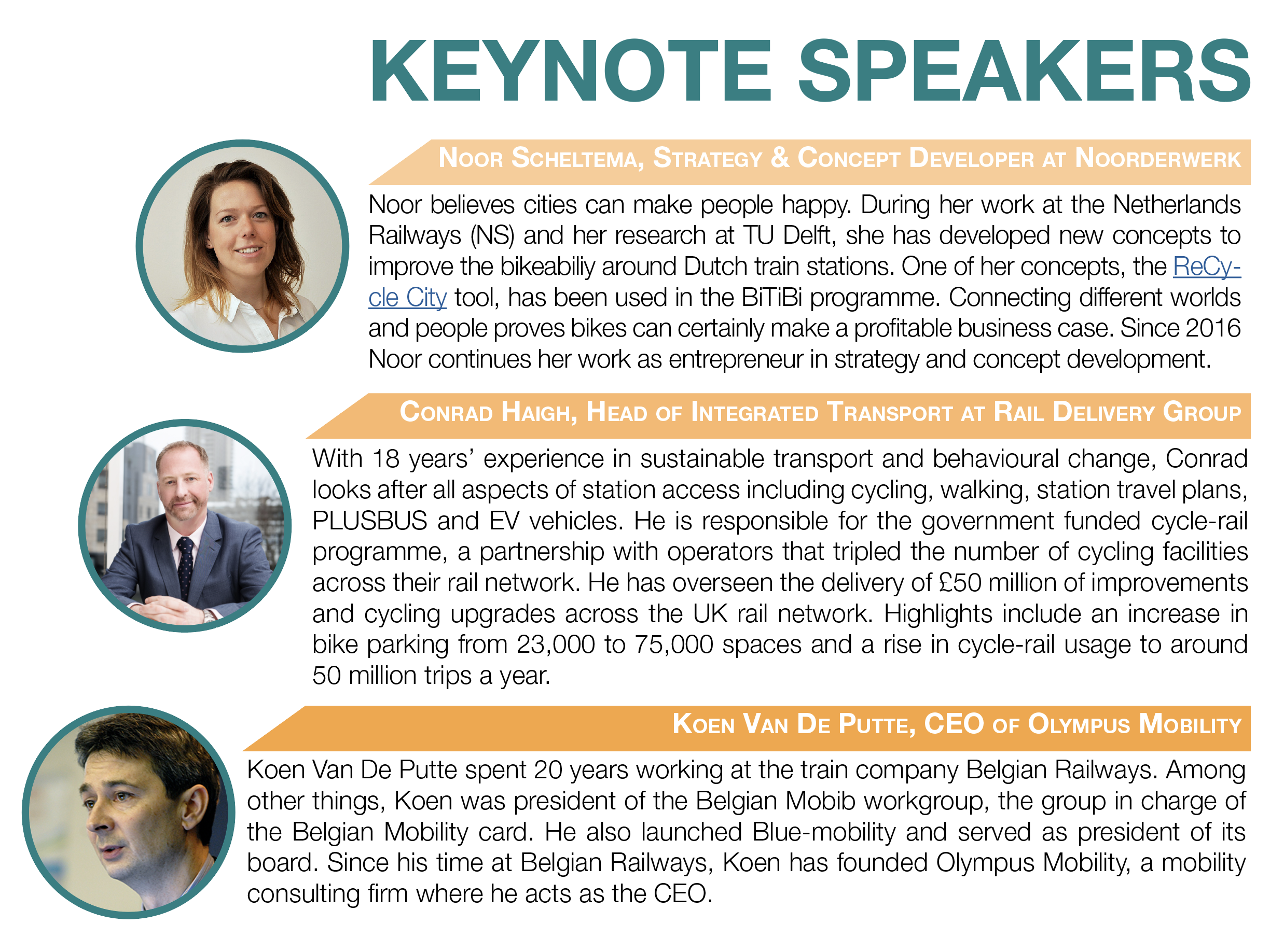BiTiBi conference Guest Speakers